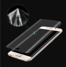 3D Full Coverage Curved Screen Protector For Samsung Galaxy S7 Edge S6edge S6 edge plus S8 S9 Plus Note 8 9 Soft PET (Not Glass)(China)