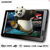 LEADSTAR New HD Portable TV 10 Inch Digital And Analog Led Televisions Support TF Card USB