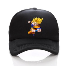 Dragon Ball Snapback Baseball Trucker Hat (Assorted Styles)