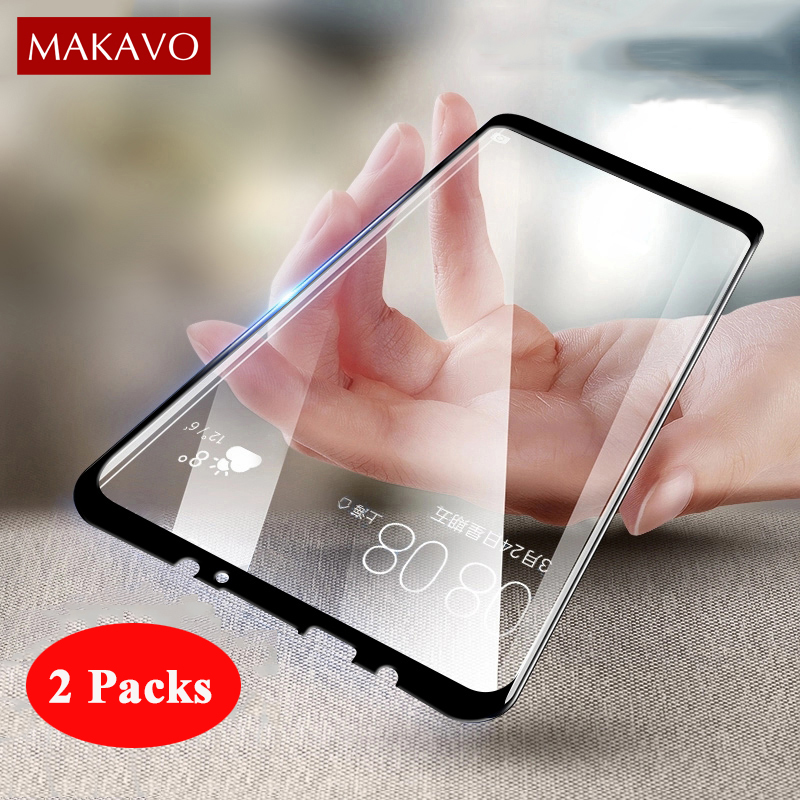 Screen-Protector-Film Tempered-Glass Meizu 16th 16-Plus for 9H Explosion-Proof 2-Packs