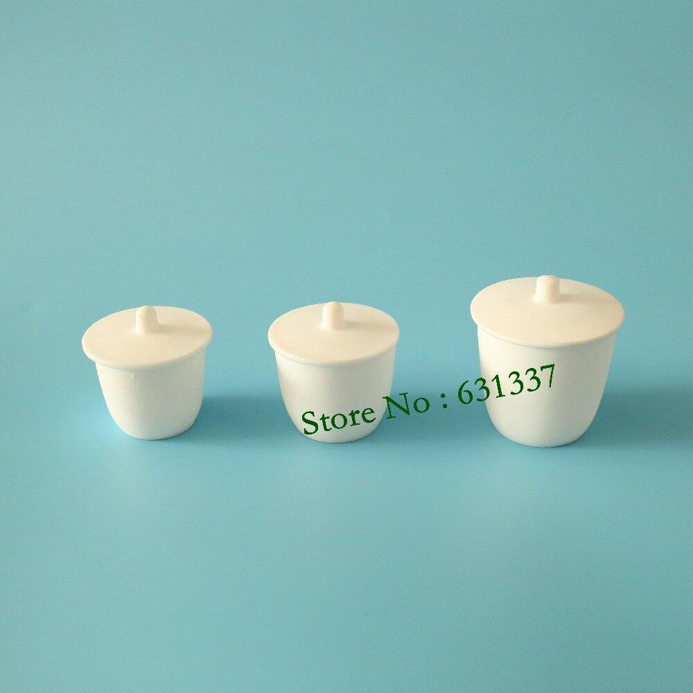 Laboratuvar 100 ml PTFE Teflon pota ile kapakLaboratuvar 100 ml PTFE Teflon pota ile kapak