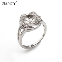 3 pieces Fashion real 925 silver jewelry rings, fashion womens accessories ring,jewelry findings for DIY