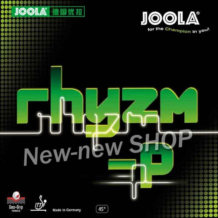 Joola RHYZM-P (Spin & Control, For 40+) Rhyzm -p Table Tennis Rubber Ping Pong Sponge Tenis De Mesa