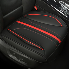 Ultra-Luxury Single Seat without Backres Car seat Protection car Cover Car-Styling for Most Four-Door Sedan&SUV