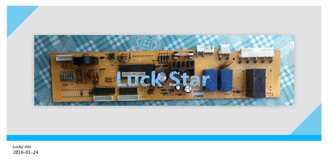 95% new for Samsung refrigerator pc board Computer board BCD-231WN/232WN board good working 95% new good working 100% tested for refrigerator 0064000167 bcd 239 dvc computer board power supply board