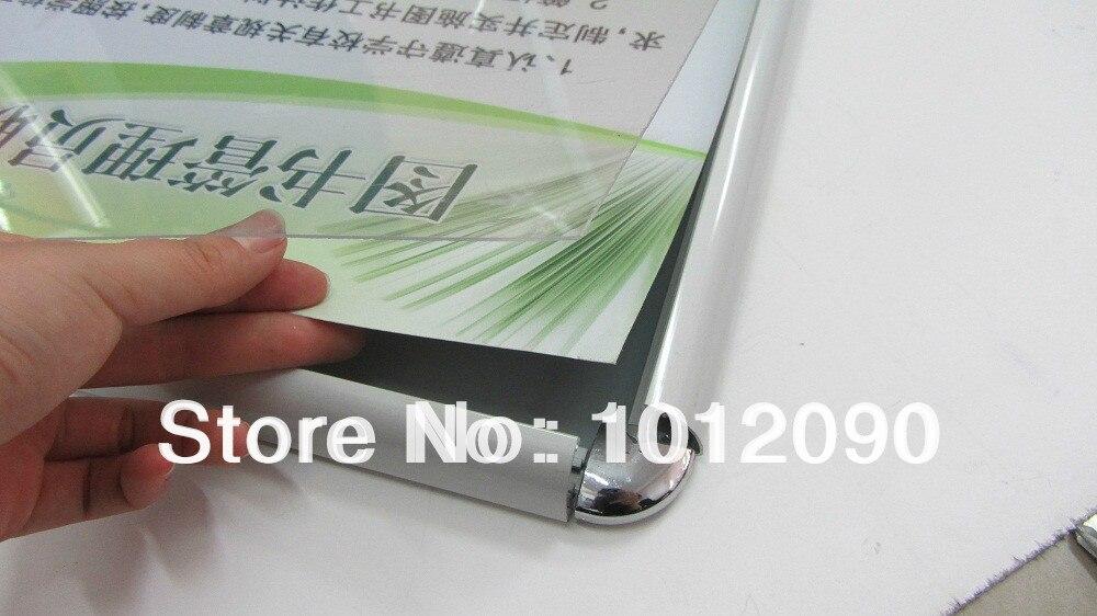 Aleación de aluminio clip cartel Marcos s aluminio Snap Marcos D ...