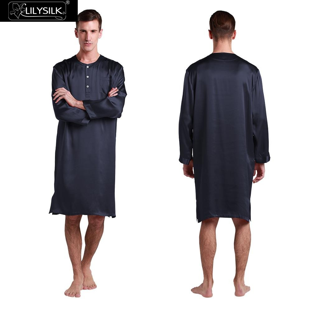 1000-navy-blue-22-momme-mens-silk-nightshirt
