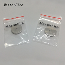 MasterFire 10PCS/LOT Original Maxell ML2032 3V Rechargeable lithium battery button cell button batteries (ML2032) Free Shipping