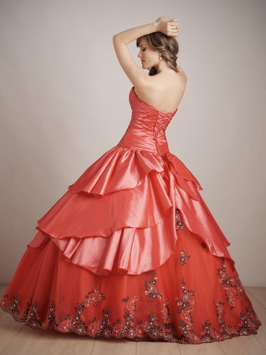wholesale online shopping western sweet 16 ball gown dresses vestidos de  quinceanera customize vintage quinceanera dresses 2014-in Quinceanera  Dresses from ... 902abce0db21
