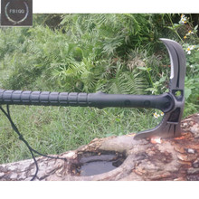 Sanding Outdoor Survival Tomahawk Axe tactical Multifunction Axes Camping firefighting Hand Tool Steel Hatchet Machete