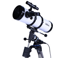 BOSMA TQ130EQ Motor Drive Version Reflective Astronomical Telescope Large Caliber Professional Deep Sky Star