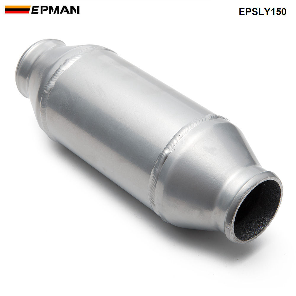 Epman Barrel Style Cooler Liquid to Air Intercooler 4 x6 ID/OD 2.5 For Supercharger Engine EPSLY150 epman intercooler for toyota starlet ep82 91 ic 600 263 70mm od 63mm ep int0015