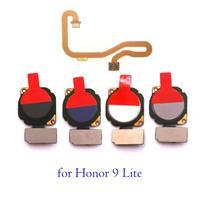 لهواوي الشرف 9 لايت اللمس معرف بصمة الاستشعار الماسح الضوئي فتح مفتاح زر لهواوي Honor 9 لايت