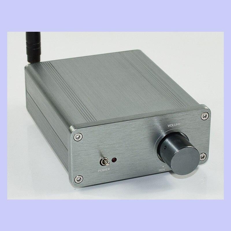 2018 mini high power 100W*2 dual chip TPA3116 2.0 Bluetooth HIFI fever digital power amplifier line5 black and gold a965 100w bluetooth wireless digital power amplifier hifi power amplifier power