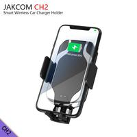 JAKCOM CH2 Smart Wireless Car Charger Holder Hot sale in Chargers as 18650 porta carregador 18650 charger