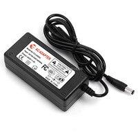 100PCS US EU UK AU Plug AC Line 1 5M DC Line 1 2M AC100 240V