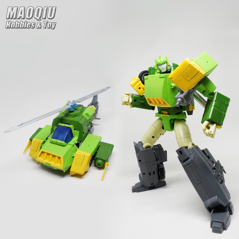 Openplay Robot Toy Big Spring Springer MP Action figure In Stock