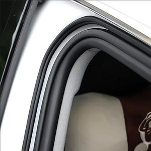 Image 5 - B Typ Auto Tür Dichtung Sound Isolierung Streifen für Toyota Corolla iM E170 E140 E150 3 Mark 2 Mark X matrix 1 2 Platz Premio