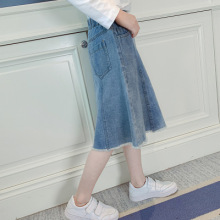 spring summer baby girl skirt denim stars toddler skirts kids children fashion boutiques clothes Fashion Jeans