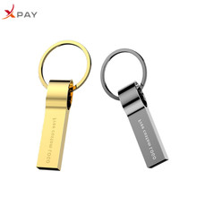 High Speed USB 2.0 usb flash drive Metal 128GB bracelet pen 32GB 4GB 8GB 16GB 64GB waterproof silver free LOGO