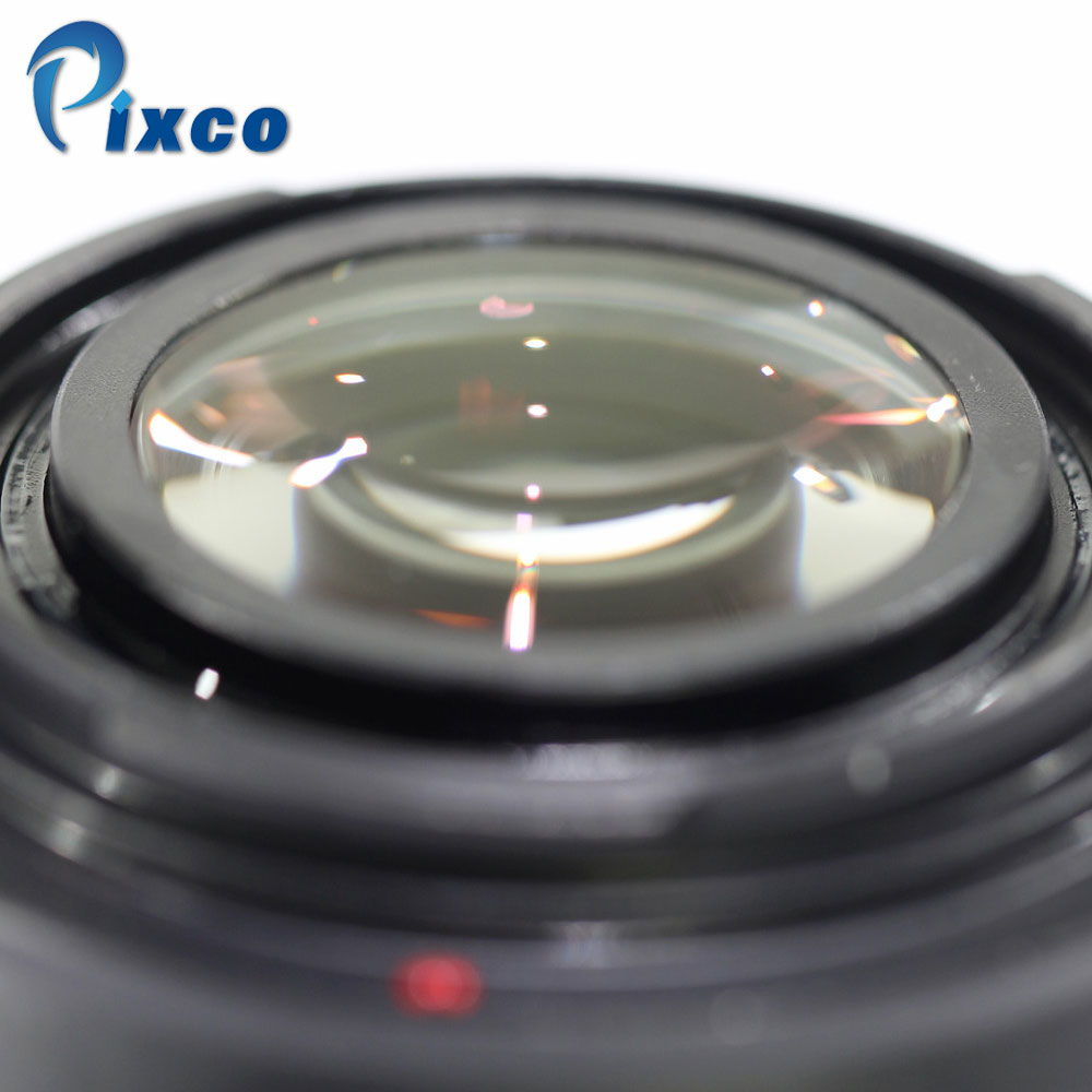 Pixco For FD-EOS M Lens Adapter Focusing Infinity Focal Reducer