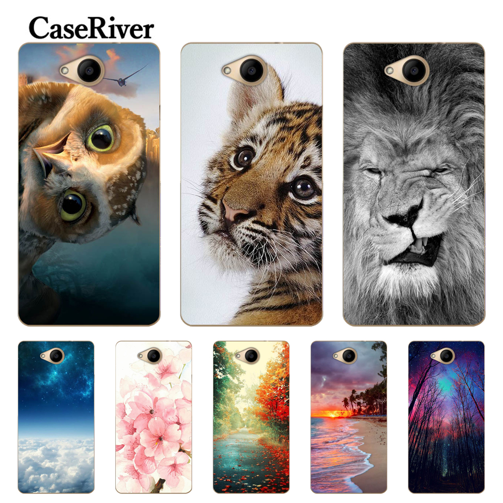 CaseRiver ZTE Blade GF3 T320 Case Cover Soft TPU Silicone ZTE GF3 Case Painted Back Phone ZTE GF3 T320 GF 3 / T 320 Case