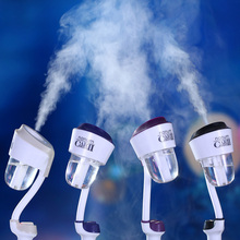 Actualizado 12 V Coche Humidificador Purificador de Aire Difusor de Aroma difusor de aceite Esencial de Aromaterapia humidificador Fabricante de La Niebla Nebulizador
