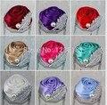 Свадебный корсаж 12 цвета 100% ручной работы жемчуг и стразы невеста и жених бутоньерка