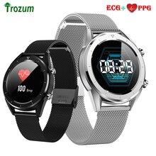 DTNO.1 DT28 Smart Watch ECG Heart Rate Monitor Waterproof Me