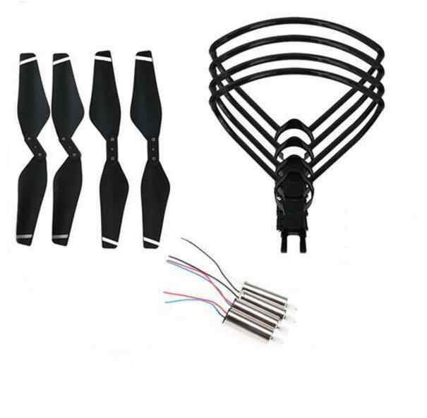 JJRC H78G SMRC S20 S20-GPS RC Drone RC Quadcopter Spare motor blade Propeller Protector Frame