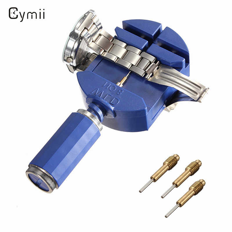 New Arrvial!!! Watch Link For Band Slit Strap Bracelet Chain Pin Remover Adjuster Repair Tool Kit 28mm For Men/Women Watch