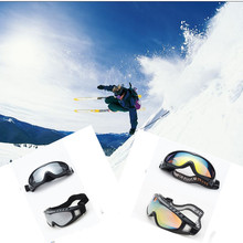 Professional ski goggles double UV400 anti-fog big ski mask glasses skiing snowboarding men women snow goggles BO#