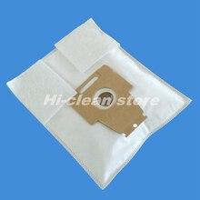 Cleanfairy 15 sztuk worki do odkurzacza kompatybilny z BOSCH BBZ52 AFP 1/2 typ P Dynapower VS08 profesjonalne BSG 8 PRO