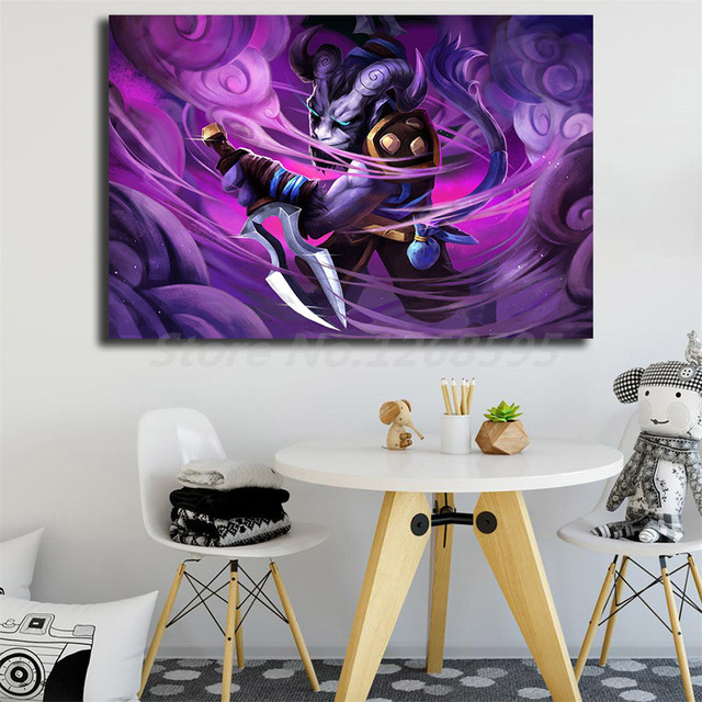 Riki Dota 2 Hd Wallpapers Wall Art Canvas Poster And Print Canvas