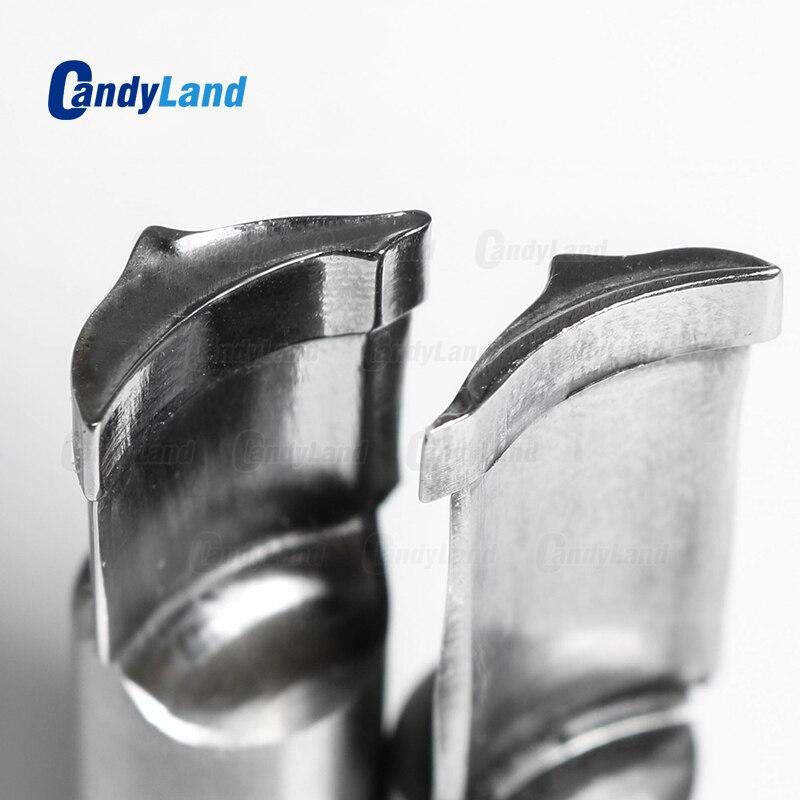 Forma de Candyland Molde do Doce de Leite Morrer de Perfuração Máquina de Perfuração Golfinho Tablet Imprensa 3d Soco Die Tdp1.5 Logotipo Personalizado Frete Grátis