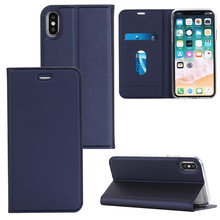 Voor iphone XS MAX Case Cover Flip Wallet Skin PU Leather Case Voor iphone XR X 5S SE 6 6S 7 8 Plus Capa Magnetic Coque TPU Card