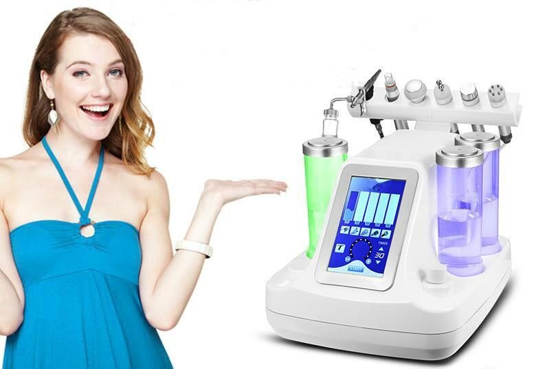 Appareil électrique nettoyage du visage instrument de beauté multifonctionnel vésicules beauté hydratant de massage à l'importation