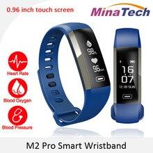 R5MAX M2 Pro Смарт-фитнес часы-браслет интеллектуальные 50 слова Дисплей show Приборы для измерения артериального давления крови кислородом сердечной Мониторы