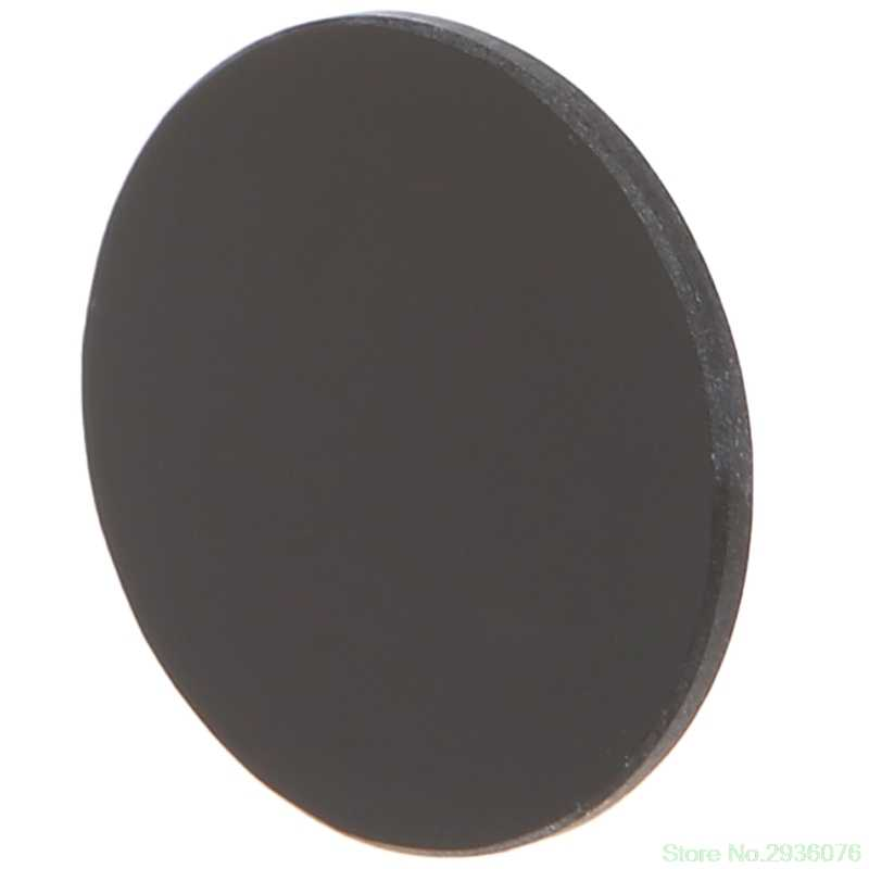 Banda ultravioleta UV pasa filtro linterna UV diámetro 20,5mm espesor 1,5mm soporte de envío directo