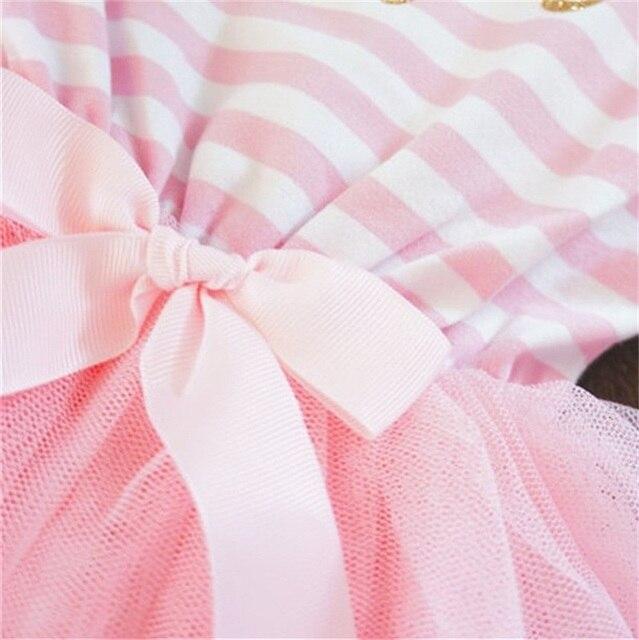 Girl Birthday Dress For 0-2Y