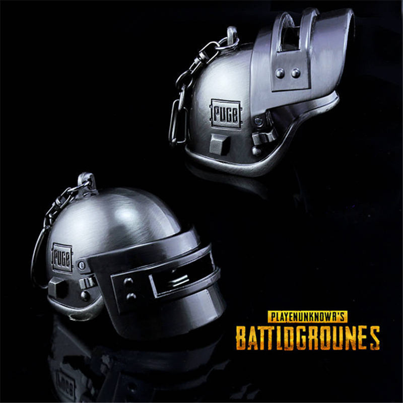 Qualified Game Pubg Level 3 Vest Backpack Accessories Playerunknowns Battlegrounds Cosplay Props Alloy Armor Model Keychain Costume Props