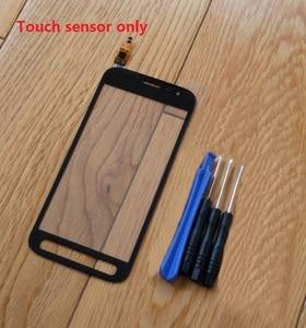 Image 2 - ทดสอบ Touch Digitizer Sensor + จอแสดงผล Lcd สำหรับ Samsung Galaxy Xcover 4 SM G390F G390 + สติกเกอร์ + ชุด