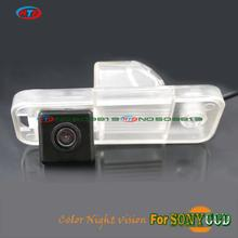 for 2015 Hyundai IX25 KIA CARENS 2013 car rear view parking camera for sony ccd night