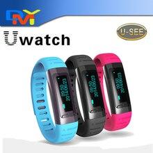 U Uhr U9 Intelligente Elektronik Bluetooth Armbänder SmartWatch Handgelenk Schrittzähler Android Wifi Handgelenk Tragbare Geräte Für Telefon