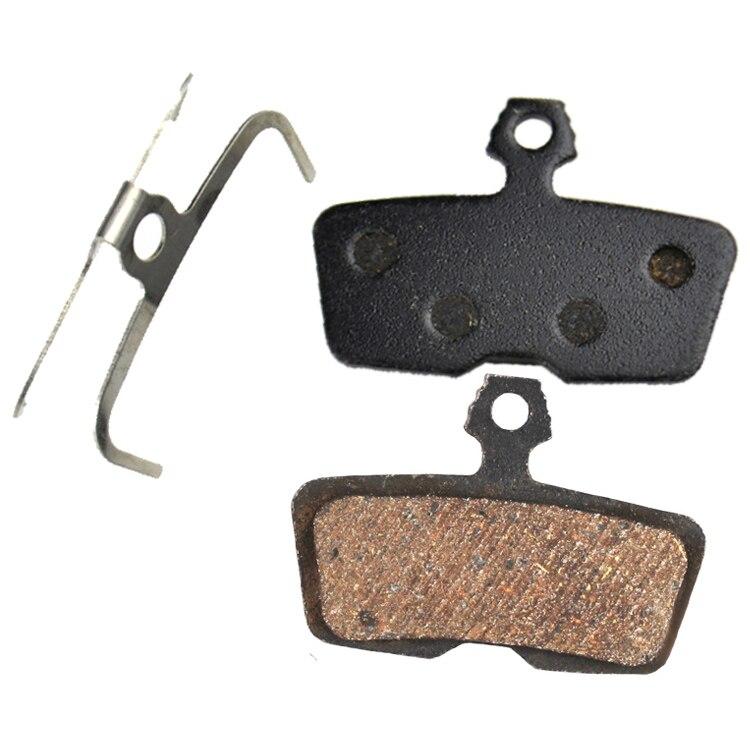 4 Pairs MTB Bicycle Resin Disc Brake Pads For Avid Sram Code R Code 2011-2014