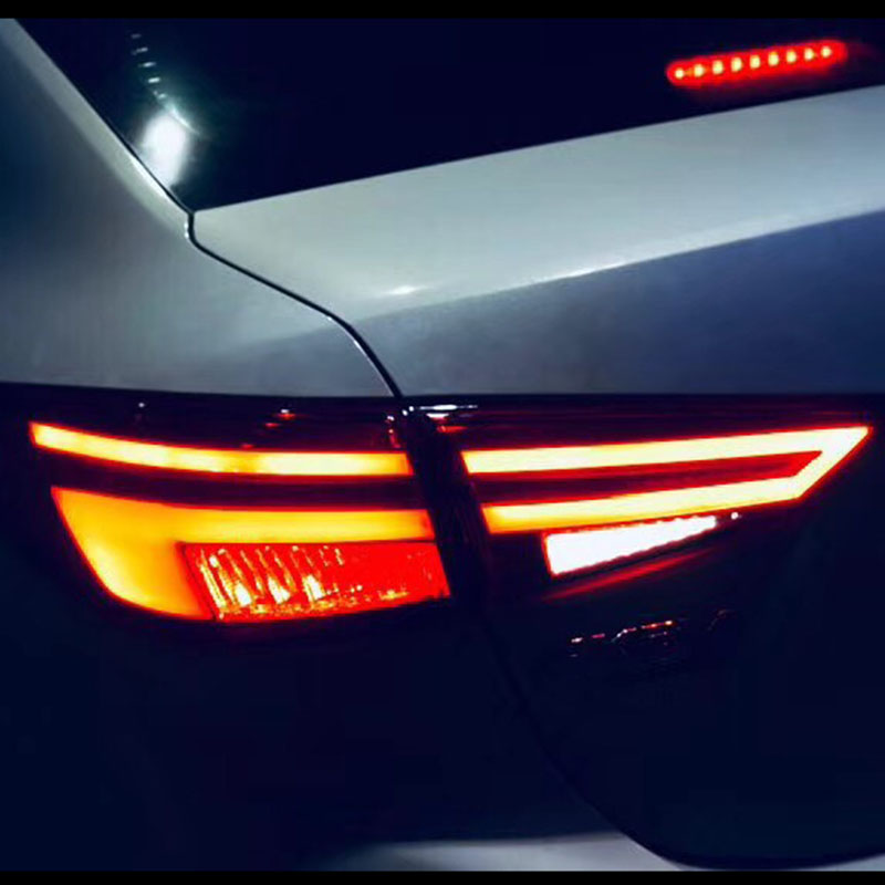 2017 2018 Car Styling For Mazda 3 Taillights Mazda3 Axela Led Tail Lamp Rear Drl Brake Park Signal Lights In Light Embly From Automobiles