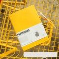 Gepunktete Notebook Kugel Journal Planer Agenda Binder Blank Grid Täglichen Schedule Organizer Kurze Linien Schule Schreibwaren Studenten
