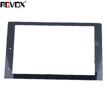 цены на RLGVQDX NEW Touch Screen Digitizer For Lenovo Yoga Tablet 10 B8000 B8000-H Black 10.1-inch Front Glass Replacement Tablet  в интернет-магазинах