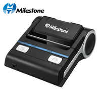 Milestone 80mm Thermal Printer Bluetooth Android POS Receipt Bill Printer Printing Machine MHT-P8001 for Small Business Computer