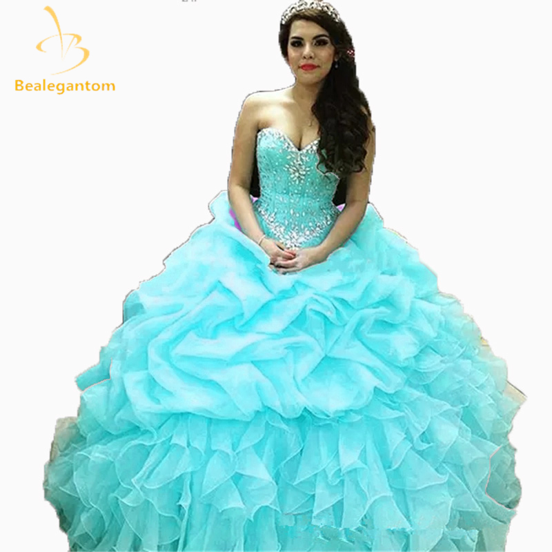 Wholesale yellow quinceanera dresses